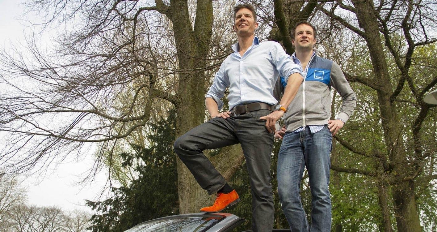 Europcar investeert miljoenen euro's in Utrechtse autodeeldienst