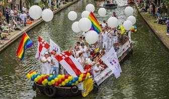 Filmpje: Nagenieten van Utrecht Canal Pride 2017