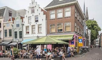 Utrechtse terrassen relatief goedkoop