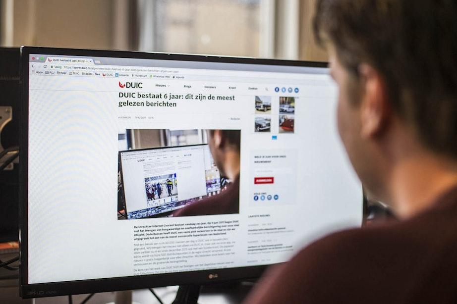 DUIC project 'Blockchain als Factchecker' krijgt pionierssubsidie