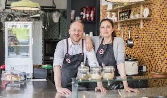 Juuls Hummus opent tweede zaak in voormalig pand van 't Koffieboontje