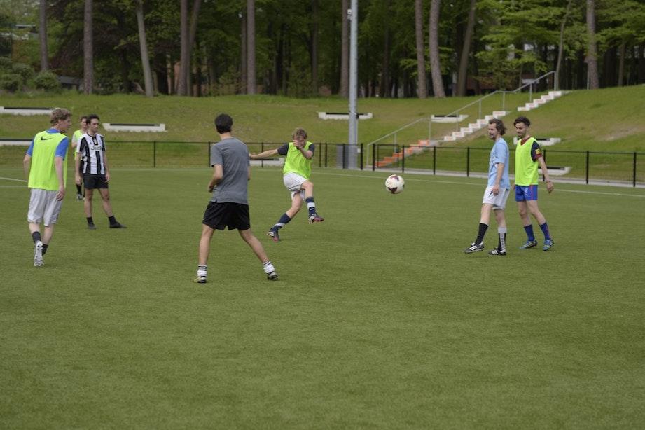 Nieuwe manier van voetbal met kicks: Jij bepaalt waar, wanneer en hoe vaak je voetbalt