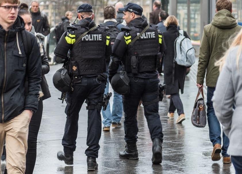 18-jarige terreurverdachte gearresteerd in Utrecht