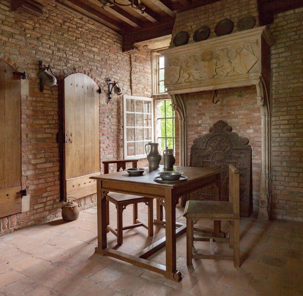 Het geheim van het poortgebouw: Gerrit Rietveld op Slot Zuylen