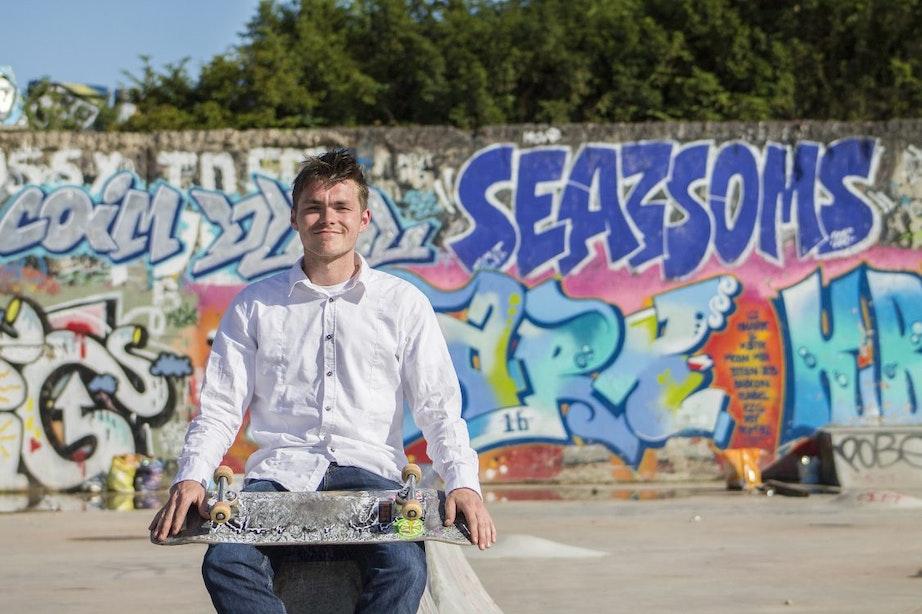 De Yard als kweekvijver voor nieuw skatetalent: 'Skaten hield me van de straat'