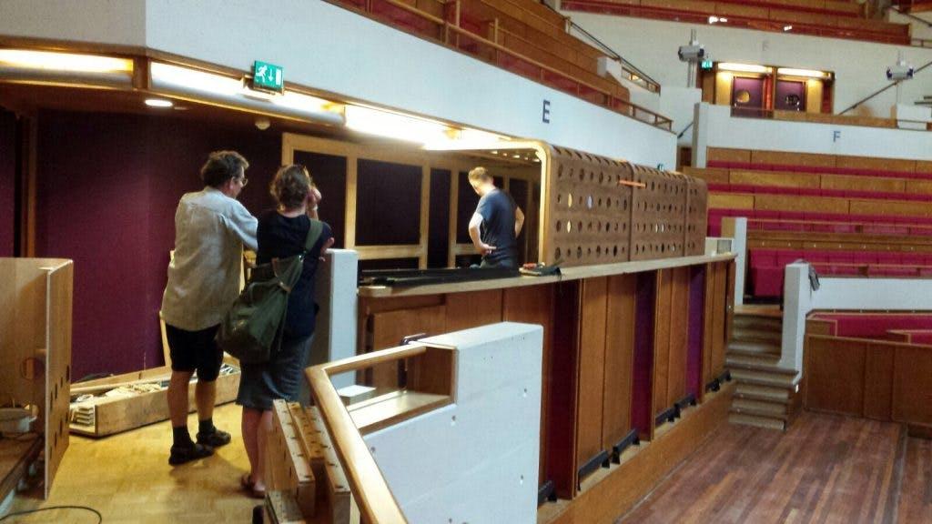 TivoliVredenburg krijgt eindelijk een orgel