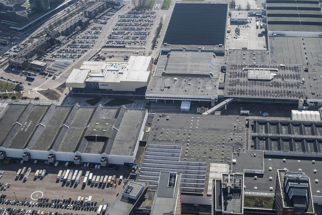 Jaarbeurs en Tesla bouwen grootste energieopslagplaats van de Benelux in Utrecht