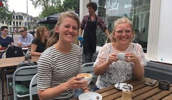 De finale van Jette & Jildou drinken koffie – dé koffiezakenlijst van Utrecht