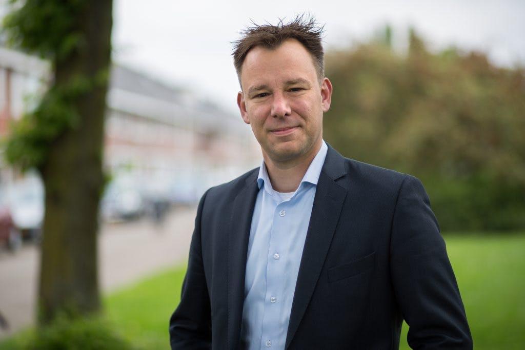 Klaas Verschuure blijft lijsttrekker D66 Utrecht bij gemeenteraadsverkiezingen 2018