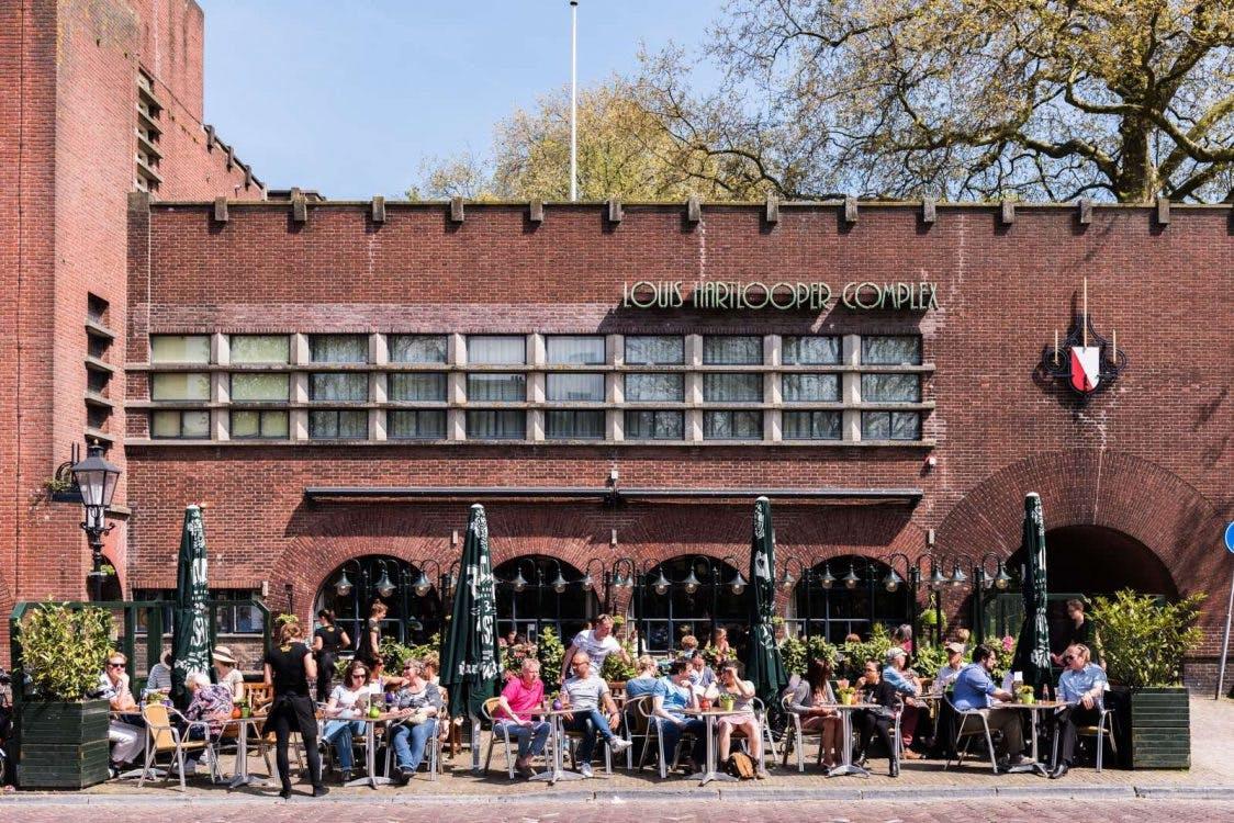 Louis Hartlooper Complex opent ruimte voor talent tijdens LHC Open Doek