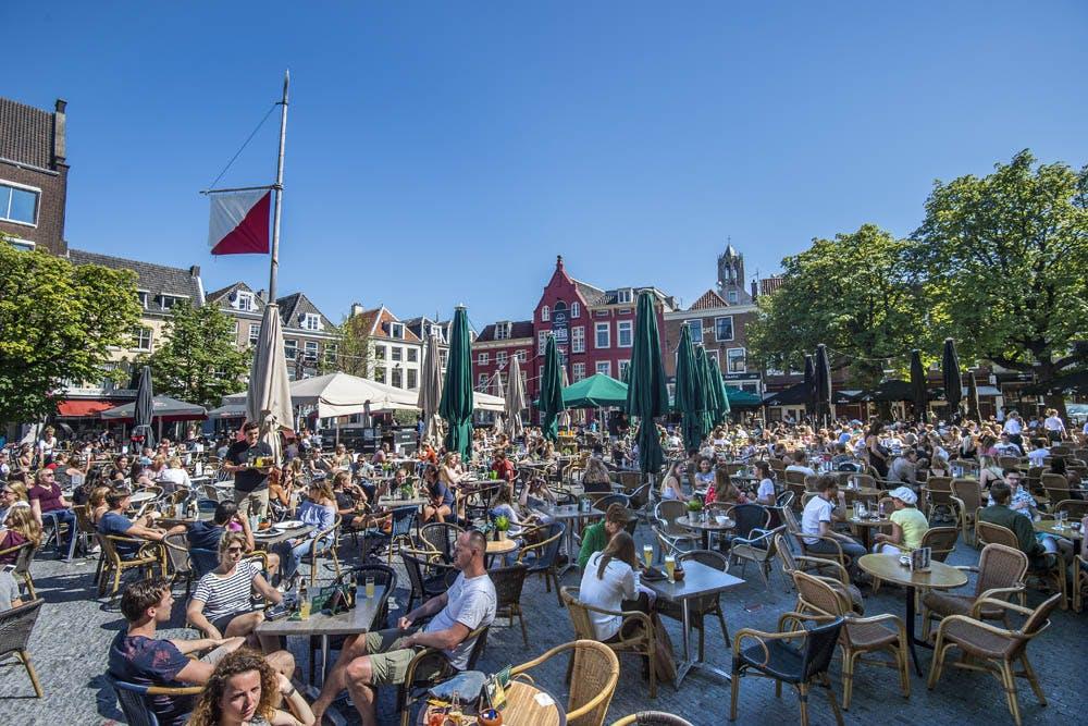 Reactie KHN Utrecht op petitie Binnenstad030: 'Maak van Utrecht geen museum'
