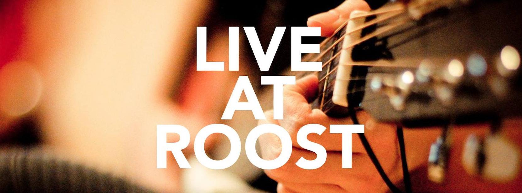 Dagtip: livemuziek bij ROOST aan de Singel