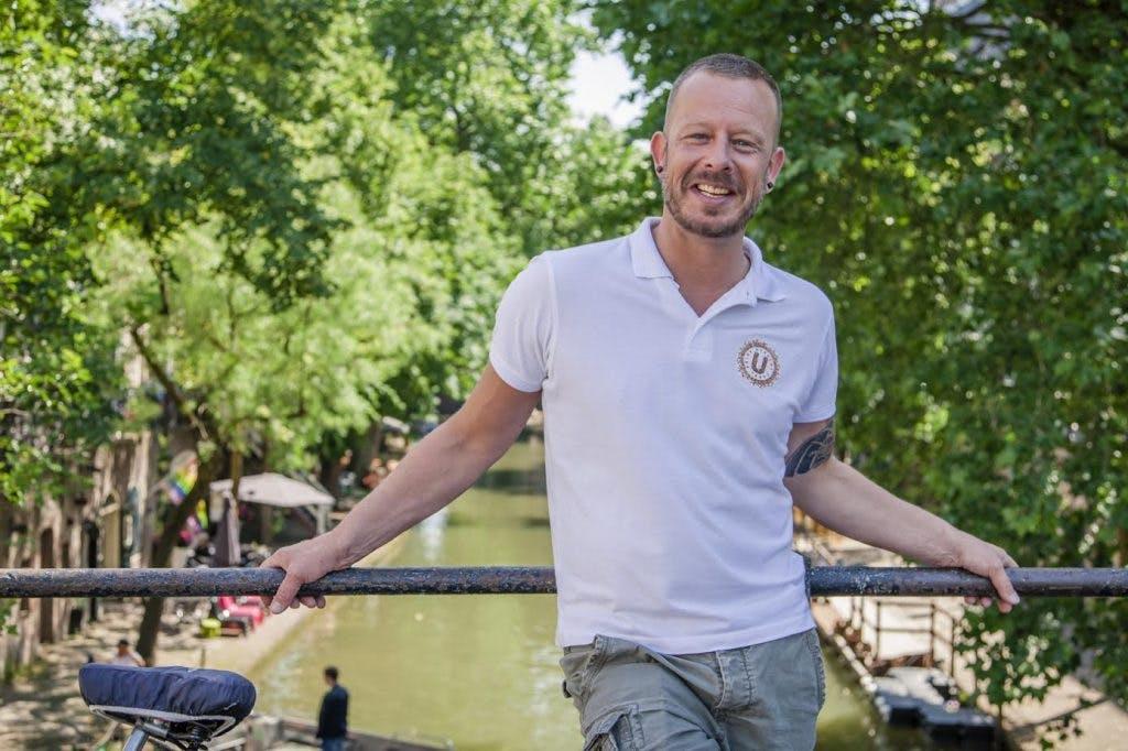 Het weekend van Robbert Kalff, initiatiefnemer Canal Pride Utrecht: 'We verwachten zo'n 20.000 mensen'
