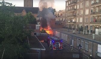 3.500 kunstwerken beschadigd door brand Kunstuitleen