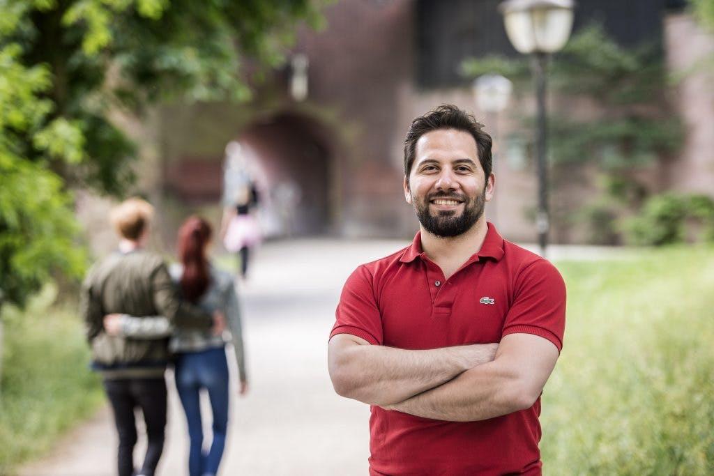 Allemaal Utrechters – Serdar Biyik: 'Al na de eerste bijeenkomst van Meetup was ik een vriendschap rijker'