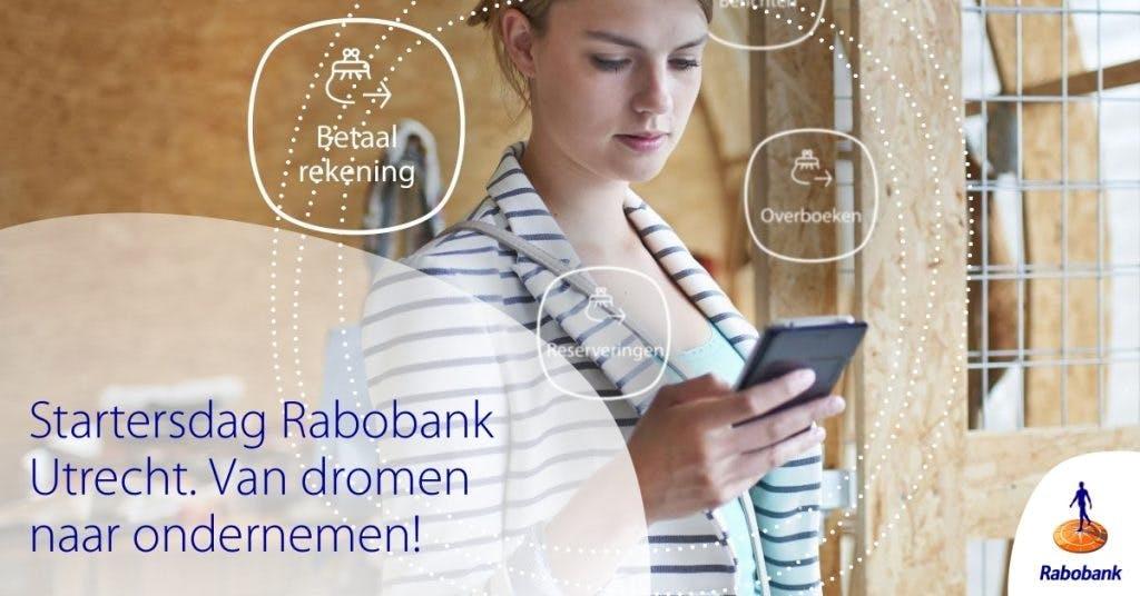 Startersdag Rabobank Utrecht