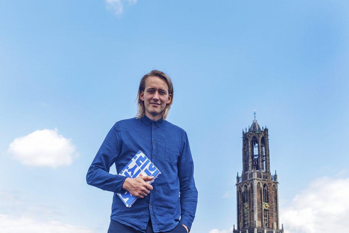 Krijgt Utrecht een echte boekenbar?