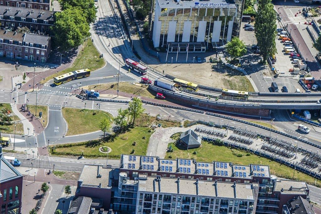 Belangengroep pleit voor minder autoverkeer op Westplein