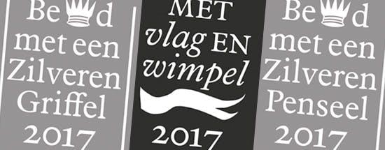 Utrechters winnen Zilveren Griffel