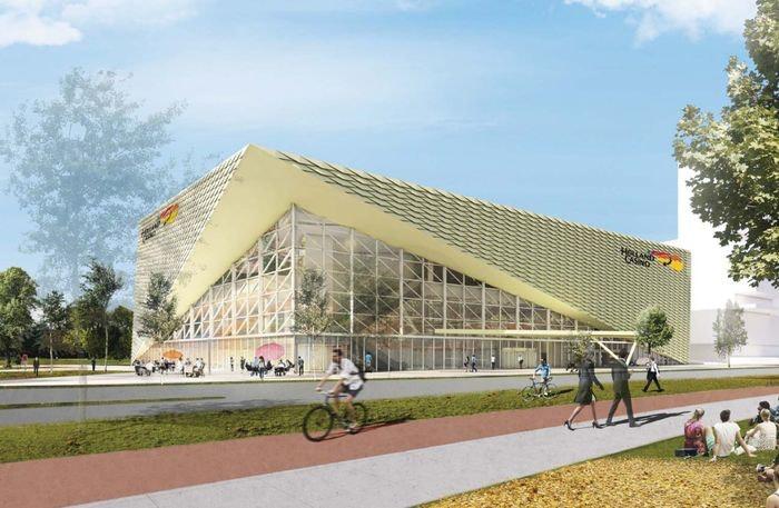 Zo ziet het nieuwe Holland Casino in Utrecht eruit