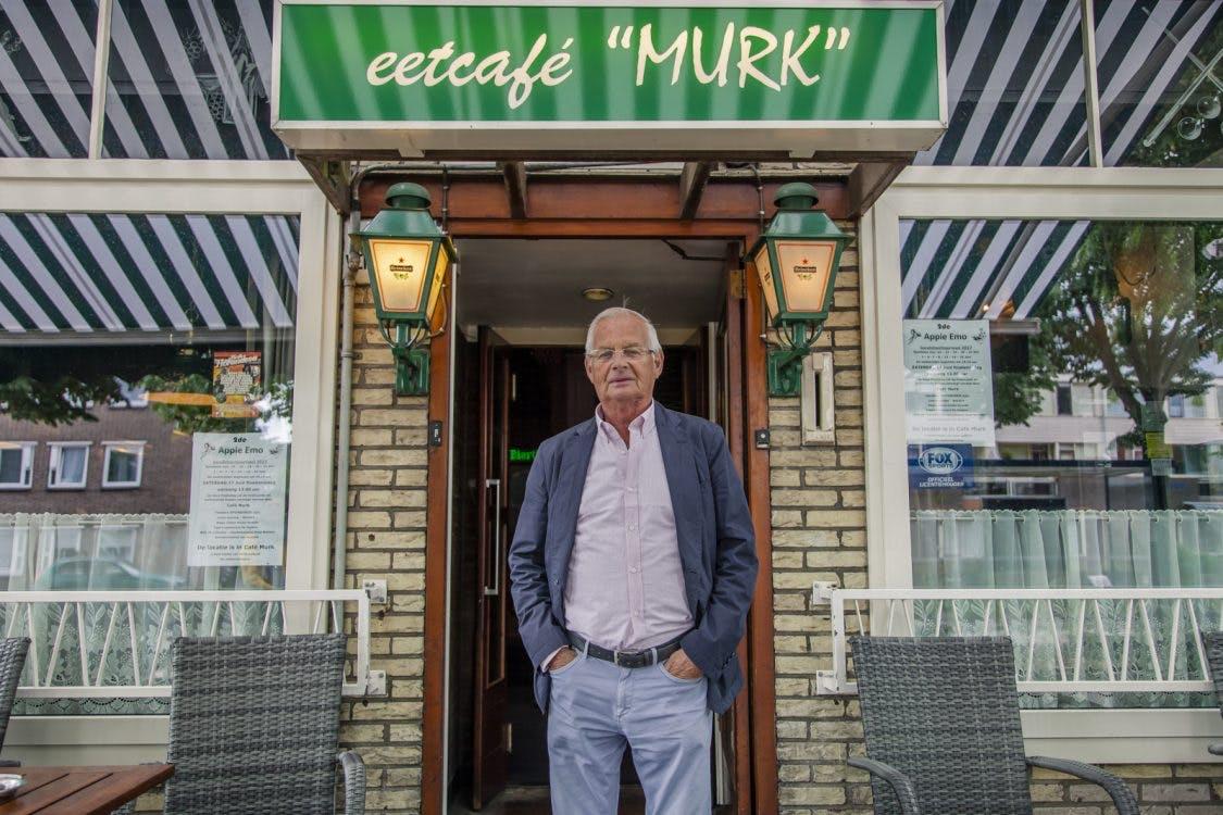De Klassieker Café Murk: 'Cor van Hout was voor ons een wereldklant'