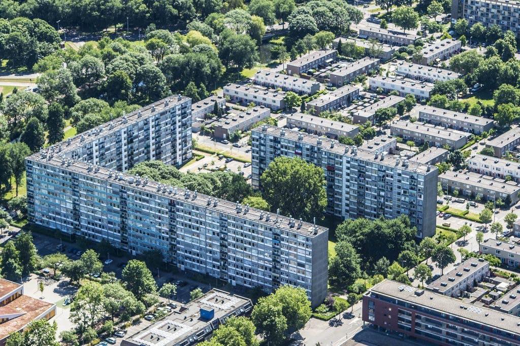 Bewoners Overvecht willen geld van Provincie voor verdieping Randweg Utrecht