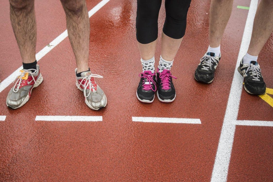 Vertraagde start NK Atletiek door regenval