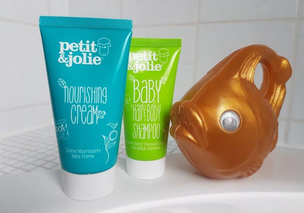 Maak voordelig kennis met de verzorgingsproducten van Petit&Jolie