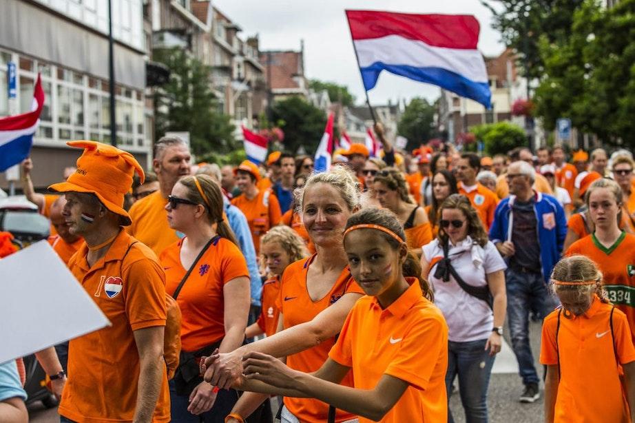 Utrechtse kopt Nederland naar zege in openingswedstrijd EK