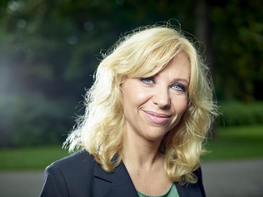 Claudia de Breij doet oudejaarsconference 2019