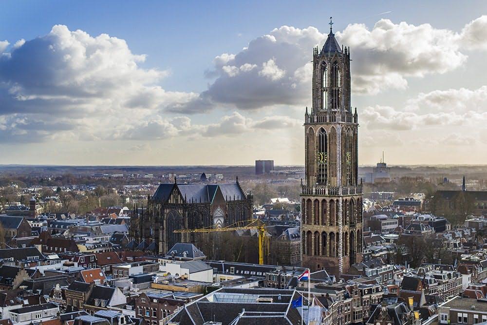 Woningprijzen in gemeente Utrecht afgelopen 5 jaar met 42 procent gestegen