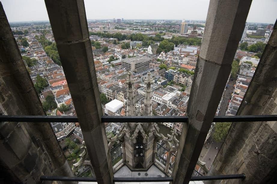 Utrechters verdeeld over carillon Domtoren