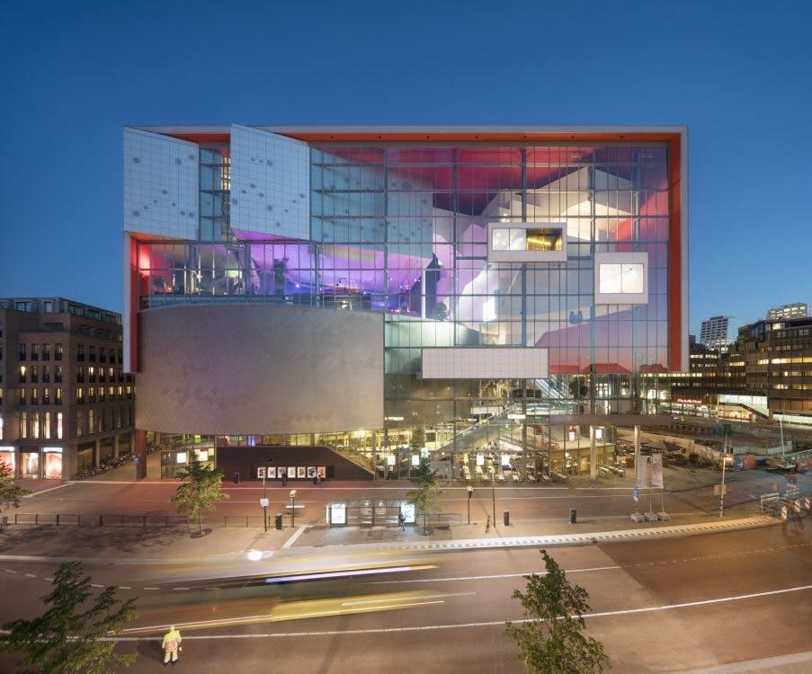 TivoliVredenburg krijgt nieuw restaurant aan de singel met groot terras: Danel