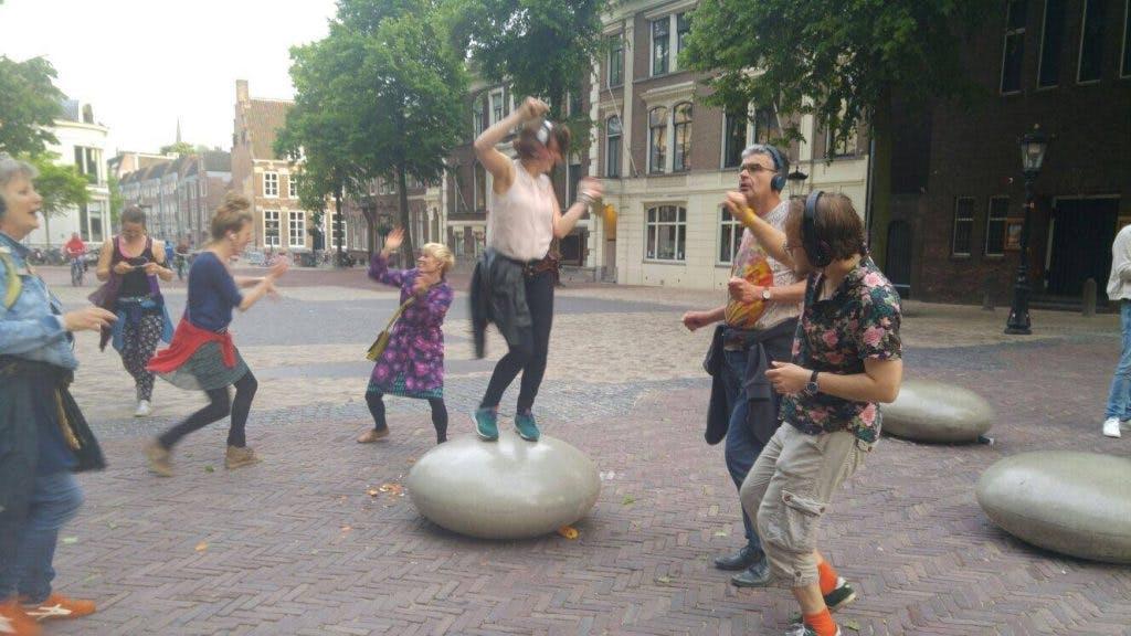 Dagtip: PLAY Dancewalk