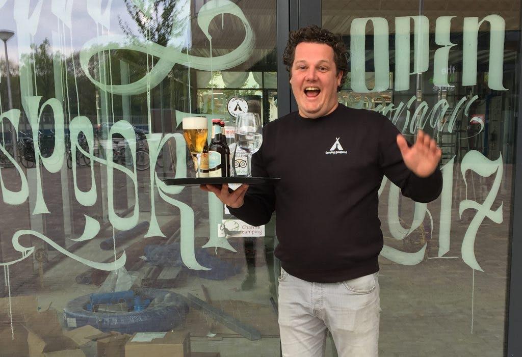 Word jij de nieuwe horecatopper van café-restaurant Camping Ganspoort?