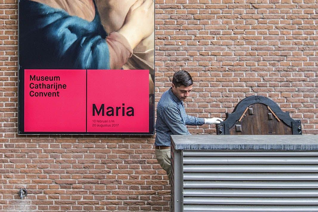 Bijna 65.000 bezoekers voor tentoonstelling Maria