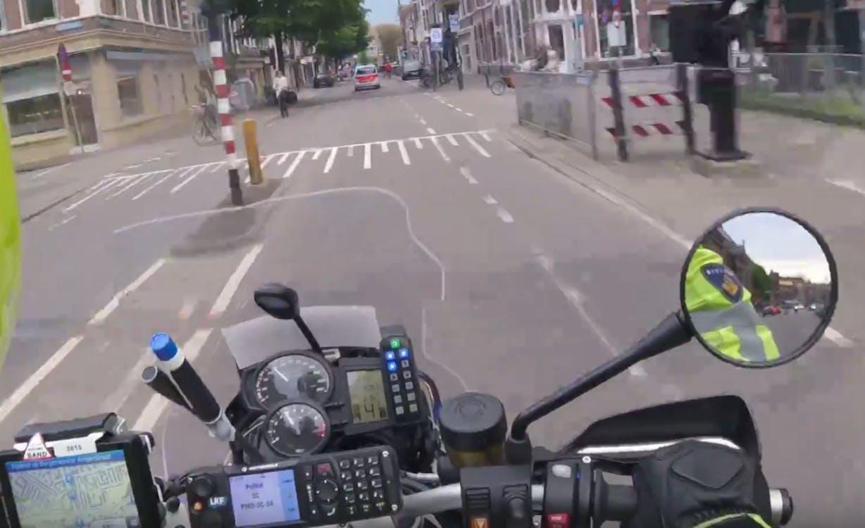 Filmpje: Een dag mee met de politie in Utrecht