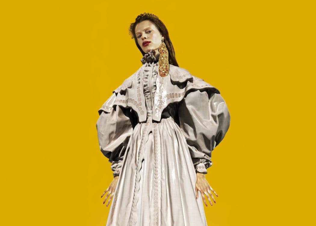 Grootste modecollectie van Nederland vanaf morgen te zien in Centraal Museum: van achttiende eeuwse jurk tot festivaloutfit Lowlands