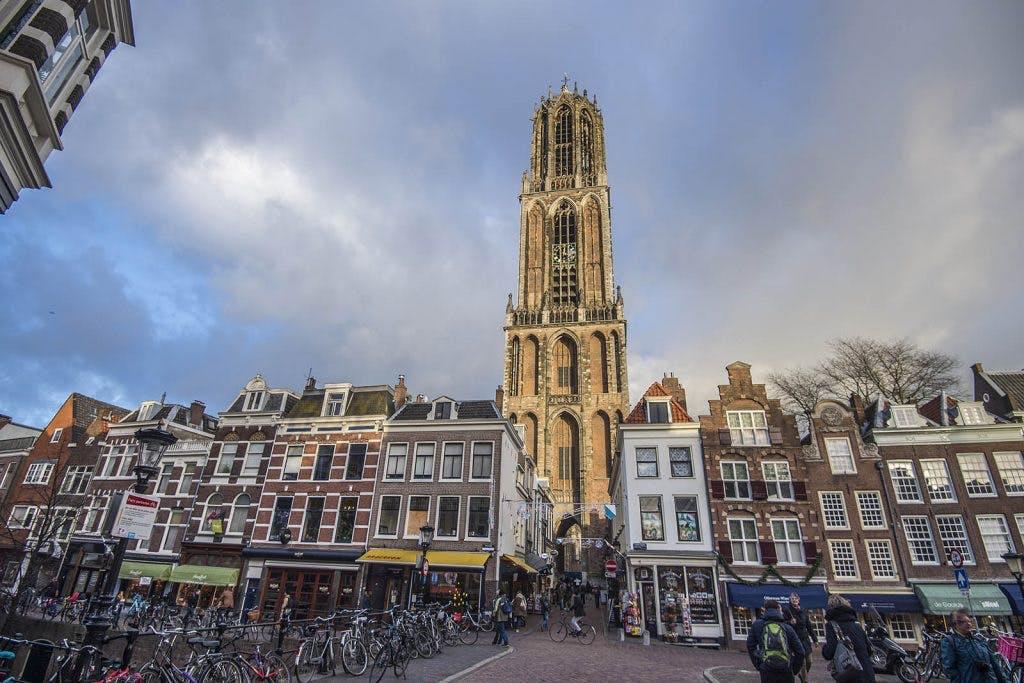Huurprijs winkelpanden in Utrecht gedaald