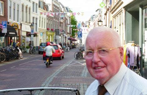 Met de dood van Jan de Roos verliest de Twijnstraat een stukje van zijn ziel