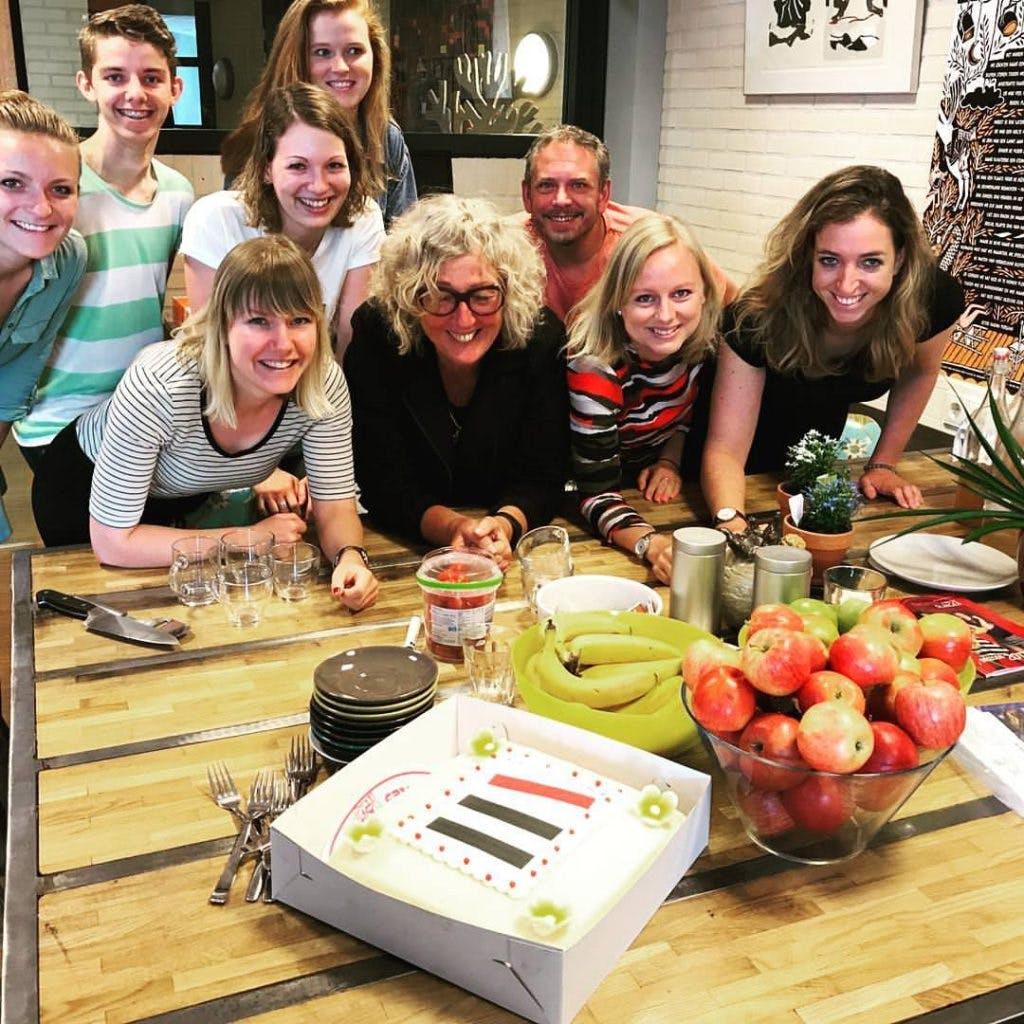 Maak nu kans op een heerlijke taart van het K.F. Hein Fonds
