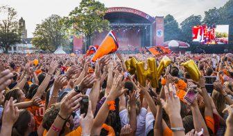 22.000 mensen in Utrecht voor huldiging, burgemeester: 'Kippenvel'
