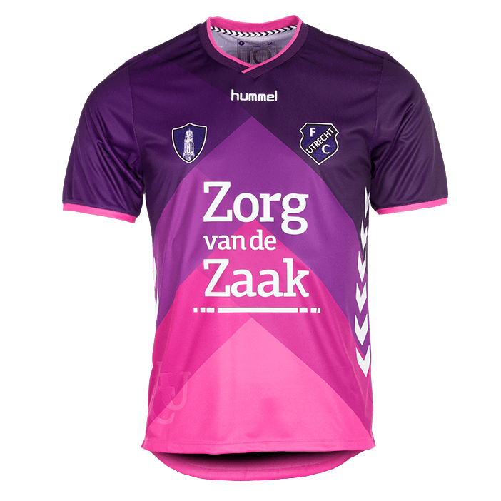 Nieuw FC Utrecht-uitshirt blijkt verkooptopper