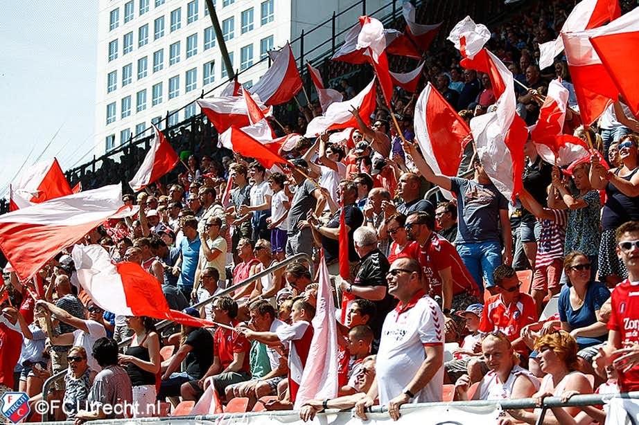 FC Utrecht wint glansrijk van Willem II