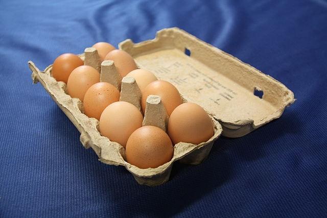 Handig: Check welke eieren veilig zijn
