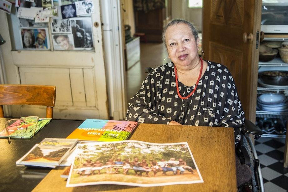Allemaal Utrechters – Carry-Ann Tjong-Ayong: 'Ik heb twee nijntje-boekjes naar het Surinaams vertaald'