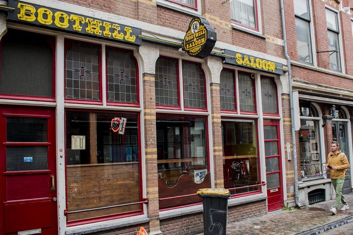 Boothill Saloon sluit per 1 oktober