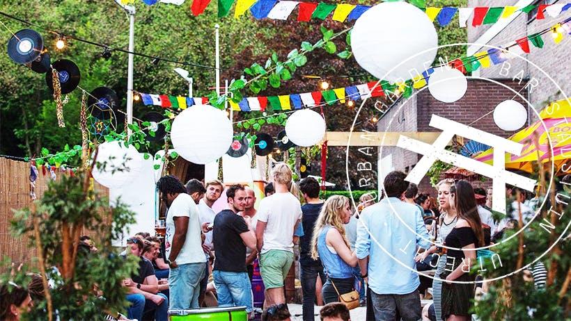 Nieuwe horeca aan de Europalaan: Bar Stadstuin