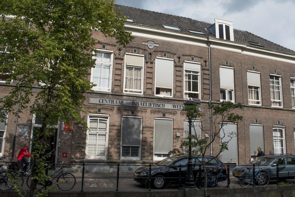 MerkAz, centrum voor joodse cultuur: 'Een prachtig gebouw voor culturele evenementen'