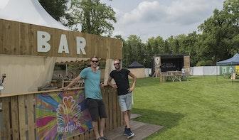 Het weekend van Nick de Vree van het TAPT Festival: 'Het is een evenement voor de buurt'